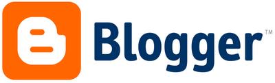 Blogger logo blogspot